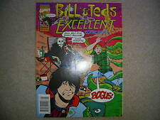 BILL & TED'S EXCELLENT COMIC BOOK SUMMER SPECIAL MAY 1992-Marvel Comics, vgc