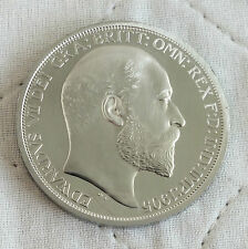 1905 EDWARD VII SCOTLAND PROOF PATTERN CROWN