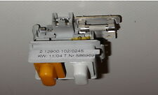 MIELE ON OFF SWITCH W500-W2000 W/MACHINE SPARE PART No 5869690