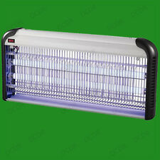 36W Industrial UV Electric Insect Killer 2x18W Restaurant Fly Bug Killer Zapper