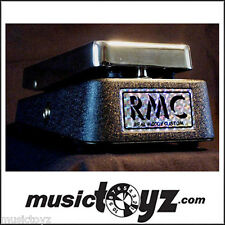 Real McCoy Custom RMC10 TEESE WAH GUITAR PEDAL - NEW/Auth - FREE Ship/Gift