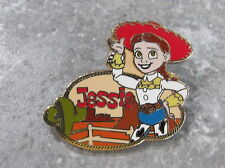 DISNEY STORE 12 MONTHS OF MAGIC JESSIE PIN FROM TOY STORY 2