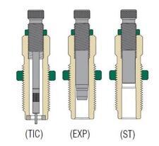 Redding Titanium Carbide 3-Die Set - 9MM Luger 86172