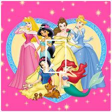 Disney PRINCESS PRINCESSES-Autocollant Commutateur de Lumière / housse / Vinyle-chambre de vos enfants