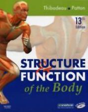 Structure And Function of The Body by Gary A Thibodeau