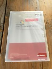 Windows Small Business Server 2008 Standard mit SP2 / 5 Clients, OEM, DVD