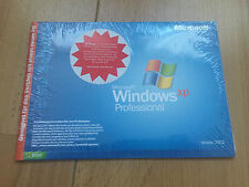 Windows xp professional sp3 version complète 32bit hologramme OVP NOUVEAU