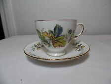 Vintage Queen Ann Bone China Cup and Saucer
