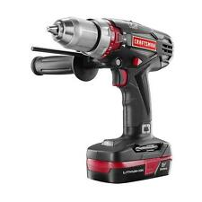 Craftsman Lithium-Ion 1/2'' C3 19.2V HAMMER DRILL Kit w/Batt.& Charger 39016 W1