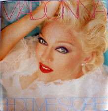 RARE MADONNA BEDTIME STORIES 1994 VINTAGE ORIG MUSIC RECORD STORE PROMO POSTER