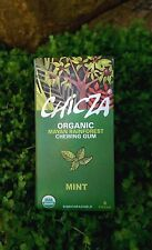 Chicza: Organic Rainforest Chewing Gum - 10 Packs (80 pieces) - Mint