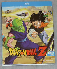 Dragon Ball Z: Season Series Five 5 Complete - Blu-ray Box Set - NEW & SEALED