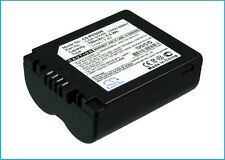 7.4V battery for Panasonic Lumix DMC-FZ7EB-S, Lumix DMC-FZ8EB-K, Lumix DMC-FZ30B