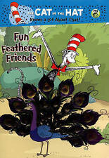 Cat in the Hat: Fun Feathered Friends by Martin Short