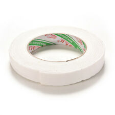 New Double Sided White Foam Sticky Tape Roll Adhesive Super Strong 1.8*300cm  TO