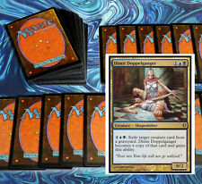 mtg BLACK BLUE DIMIR DECK lazav aetherspouts mill Magic the Gathering rare cards