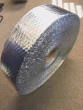 """ROLL OF DOUBLE FOIL, REGULAR BUBBLE INSULATION WRAP 3.5"""" X 125' X 1/4"""""""