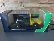 VOITURE MINIATURE ELIGOR FORD V8 PICK UP EDWARDS AND CO ETAT NEUF