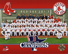 2013 Boston Red Sox World Series Champions 8x10 PHOTOFILE Team Photo FREE SHIP