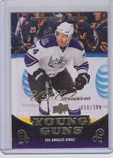 Dwight King 10/11 Upper Deck Series Two Young Guns Exclusives /100