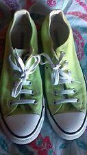 Converse ALLSTARS Neon Amarillo/Limoncello Talla 7.5