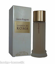Laura Biagiotti ESSENZA DI ROMA Eau de Toilette EDT 100ml.