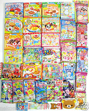 35pcs Set Big Box Japanese DIY Candy Kits Kracie Heart Popin Cookin Fun & Cute