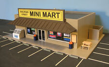 RAILROAD STREET MINI MART - HO-101R - HO Scale kit by Randy Brown