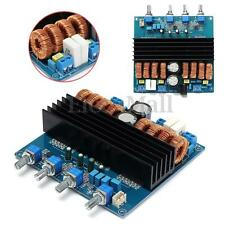TDA7498 + TL072 Class D 2.1 Digital Power Amplifier Board 200W +2X100W DC24V~32V