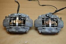 07-09 W219 W211 MERCEDES CLS550 E550 AMG FRONT BRAKE CALIPERS LEFT & RIGHT USED