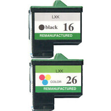 Non-OEM 16/17 & 26/27 For Lexmark X1100 X1180 Ink Cartridges
