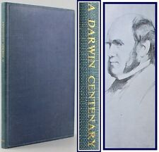 DARWIN CENTENARY*1959*BOTANICAL SOC'S ORIGIN OF SPECIES CONFERENCE/BOTANY/PLANTS