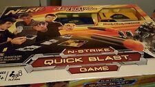 Nerf N-Strike Quick Blast New Open Box 4 Fast Action Card Games Hasbro Deal