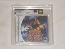 NEW Zombie Revenge Sega Dreamcast VGA 90+ NM+/MT Graded Game Sealed GOLD Grade
