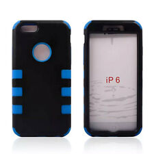 "For iPhone 6 4.7"" inch screen protector/Heavy Duty Hybrid Rugged Hard Case"