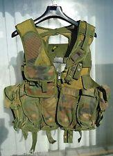 Yugoslavia Serbia Special Police PJP Kosovo war 1999 camo Combat Vest MAKER M.S.