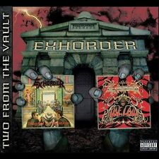 Slaughter in the Vatican/The Law [PA] by Exhorder (CD, Sep-2003, 2 Discs)