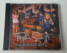 Taylor Swift You Belong With Me USDJ Promo