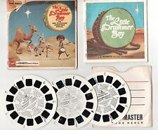 THE LITTLE DRUMMER BOY 3 VIEW MASTER 21 Stereo Pictures GAF B871 VINTAGE 1958
