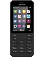 Neuf MICROSOFT NOKIA 215 uk sim libre téléphone portable débloqué noir