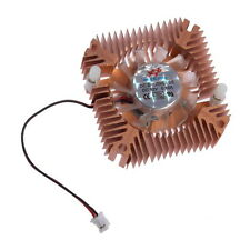 Cooling Fan Heatsink Cooler For CPU VGA Video Card 2Y