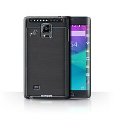 STUFF4 Case/Cover for Samsung Galaxy Note Edge/N915/Speaker Design/Amp/Amplifier