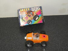 Old Speed Bug Friction Motor VW Toy Car & Empire Toy Devil