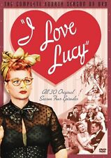 I LOVE LUCY: The Complete Fourth Season 4(5-Disc DVD Boxed Set) Lucille Ball NEW
