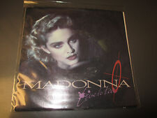 """1986 Madonna – Live To Tell 7"""" 45 Sire – 7-28717 Picture Sleeve EX/VG+"""