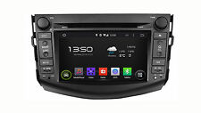 Autoradio Naviceiver ANDROID 5.1 A9 WIFI BT Navi GPS Toyota RAV4 2006-2012