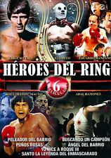 Heroes del Ring: 6 Peliculas ( 2-Disc Set )