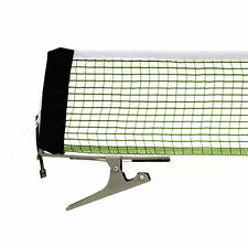 Nouveau Butterfly longue vie tennis de table Net & Post Clip-cheap TT facile Club filets