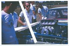 1960s Drag Racing-Jack Chrisman's 427 Nitro Blown Injected 1964 Mercury Comet