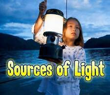 Sources of Light (Light All Around Us),Nunn, Daniel,New Book mon0000056405